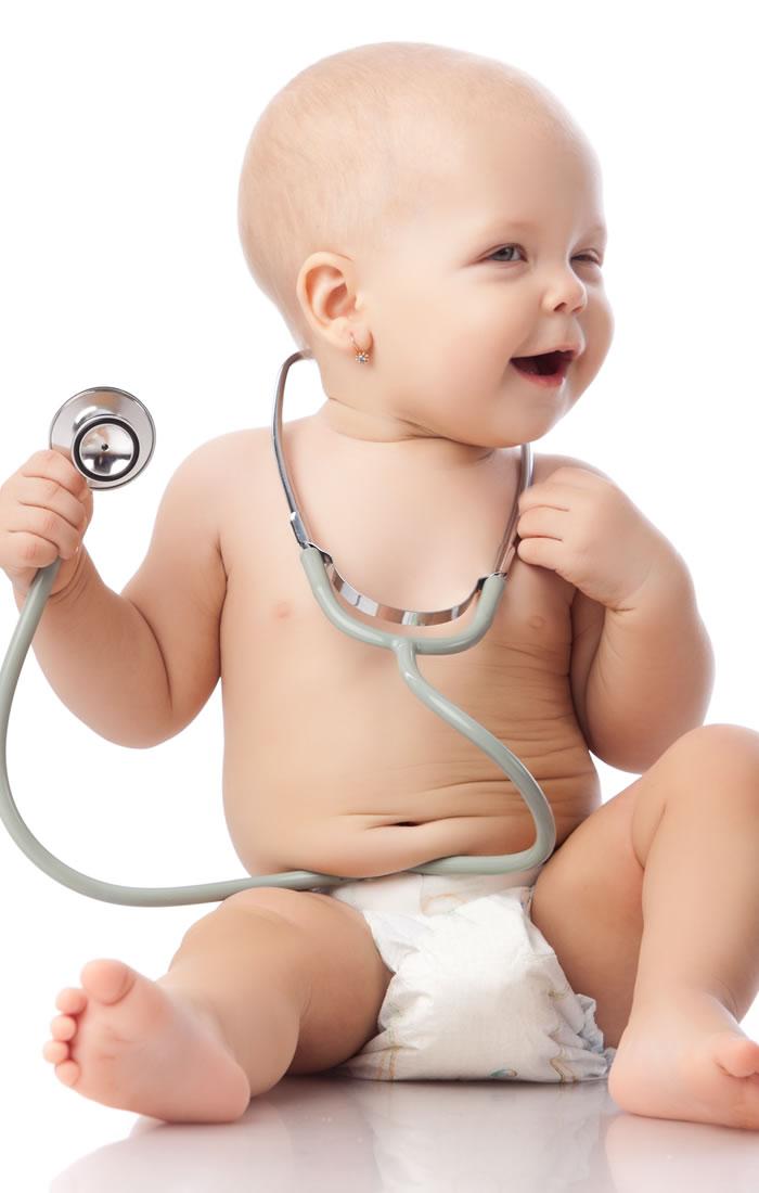 L'Ostéopathie pour les nourrissons